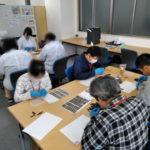 全員参加で、本気で作業してみました! 桜井