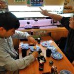 就職内定おめでとうございます! 藤田