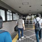 皆でハローワークに行ってきました! 桜井