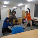 久保山先生の健康講座!